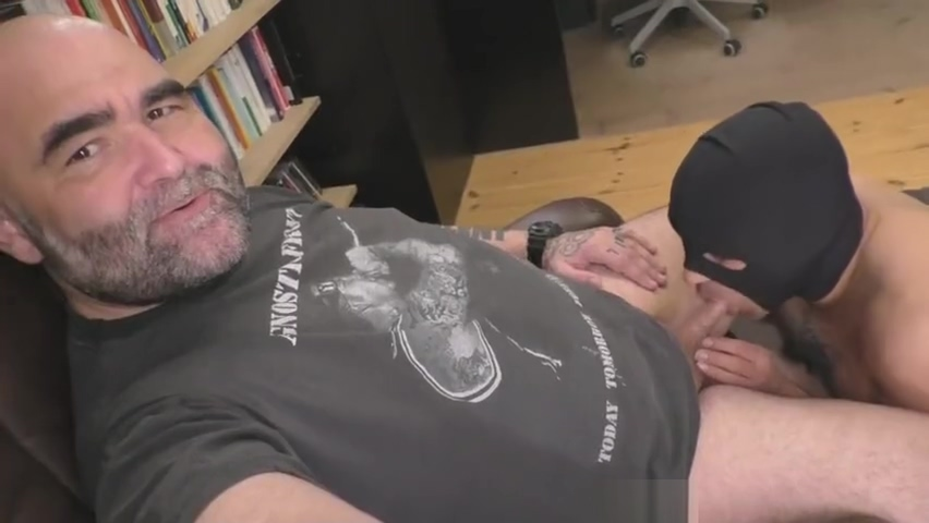 DADDY BEAR BJ shooting pain in groin area