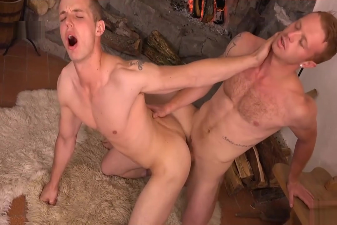 Steve Peryoux, Tom Vojak - collecting wood Girls that got tied up and fucked