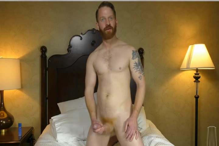 Ginger stud shows off Penelope piper porn