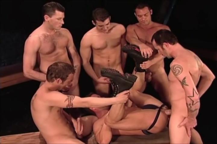 Barrett Long, Chad Hunt, Jude Collin, Rod Barry, Jed Willcox C.J. Knight - Pack Attack 3 naked photos filipino making sex