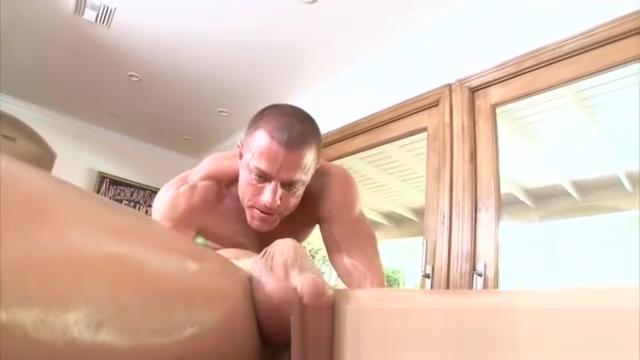 Gay straight massage seduction naked at the swimming hole photo