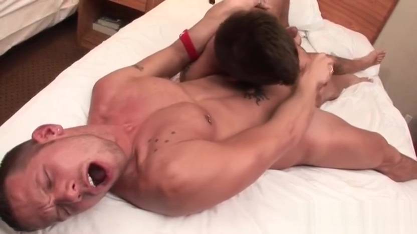 Two hot tattooed hunks assfucking part4 Personal Trainer Fuck