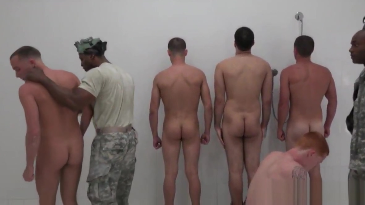 Military studs sucking cock in the shower Men being sexually harassed