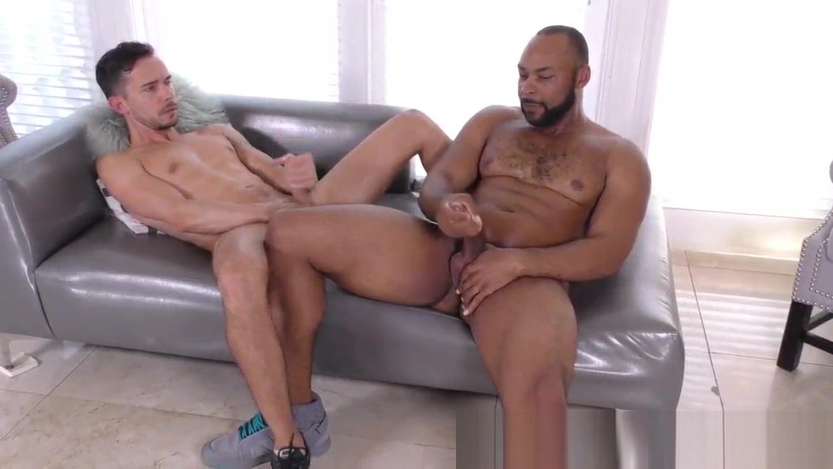 Buff black dude jizzing Licking Pussy In Class BangBros