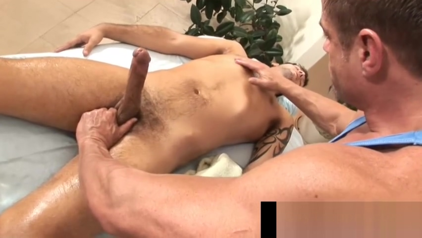 Gay massage guy gives handjob with massage oil free tube greek porn videos