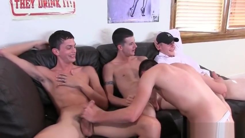 Group of horny guys gay group sex part6 first anal casting porn