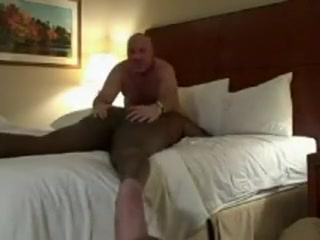 Blk chub bred by White top in hotel female dominance whipping porn sites