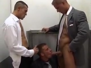 Office gay studs have a break Teen painful sex online video