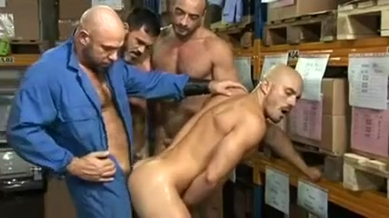 Hairy Bear Hunks at Work harry potter cast naked