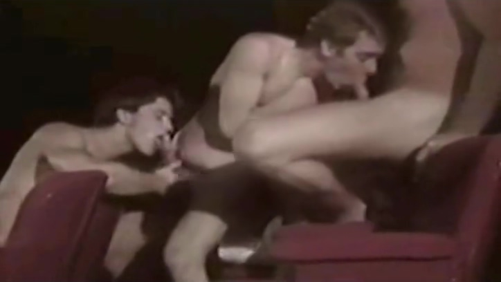 Gay Classic Movie Theater Fuckers Gorgeous honey pussyfucked until squirting