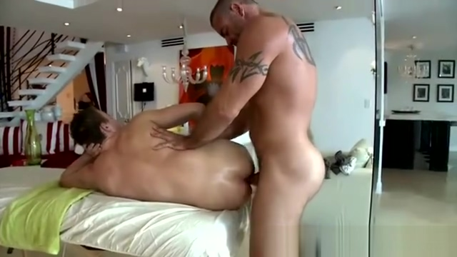 Massage goes over in anal penetration Hot Big Booty Latinas