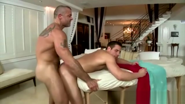 Massage session ends in ass penetration Mercedes hardcore