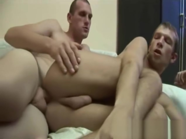Hot gay couple fucking and huge creampie facial Dick too much her