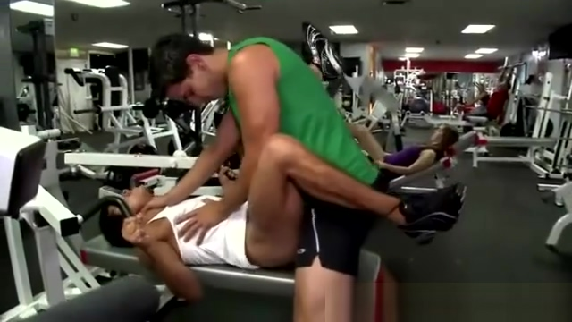 Gay sucks fitness instructor I always hook up when i'm drunk