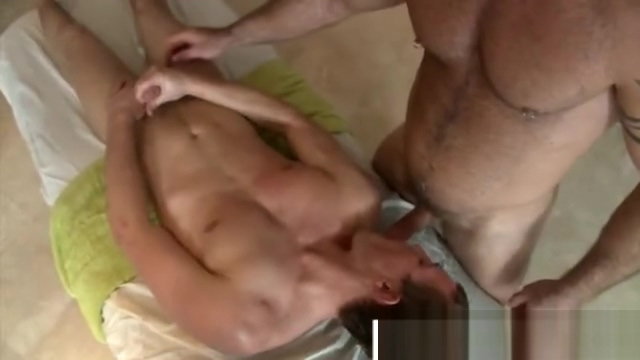 Straight masturbating after gay massage Classy clothed les piss