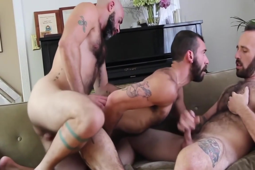 He needs a big one in his hairy ass Agreeable cock sucking