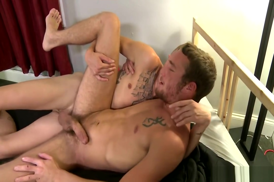 Zeke Weidman and Sean Christopher College audition porn