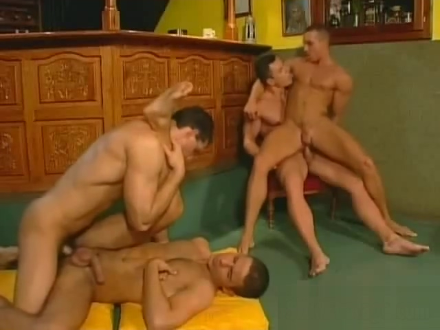 2 bikers love fucking hard in bar Nude girls playing with their pussy