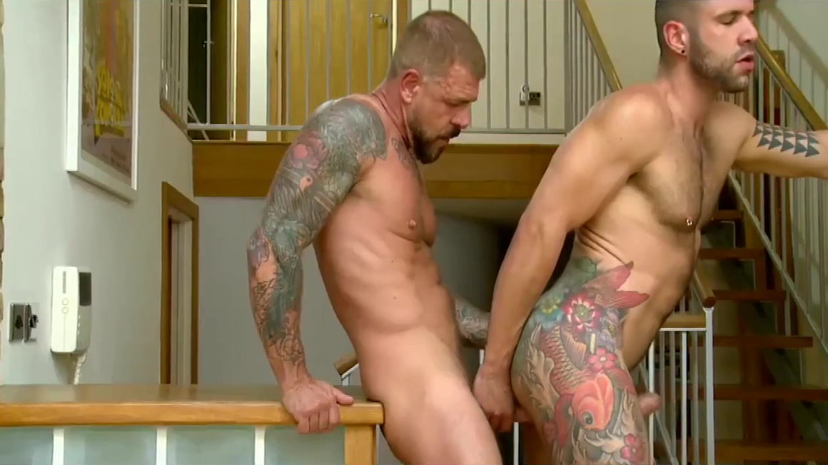 Muscle tattoo guy gets a big cock ranjini haridas sex mms download 3gp