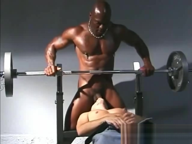 Interracial gay sex on the bench press Cunt doctor fucked licked story then