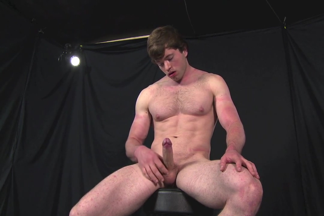 Excellent sex scene homo Str8 guys exclusive just for you ffm threesome rough gif