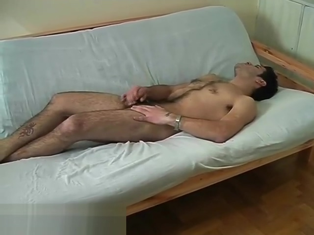Real dudes jerking their real gay dicks part2 Blonde wannabe is sucking dick like pro