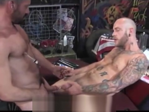 Nick Piston and Ty Hudson Naked soccer milfs