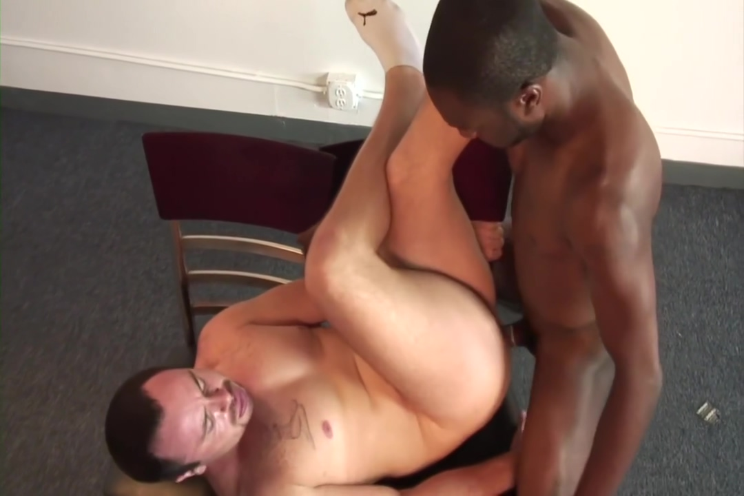 Straight black dude fucks white bottom for first time Hot nude cougars