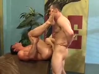 Muscular gay rim and bone Massive tits double penetration