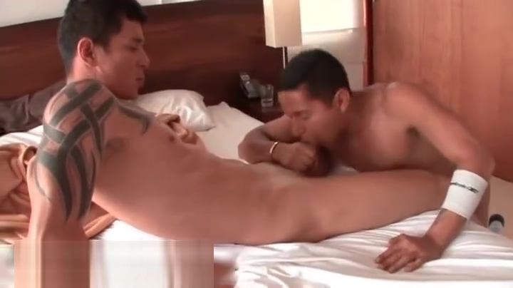 Samuel Lupon and Camilo Uribe super part4 Is nude