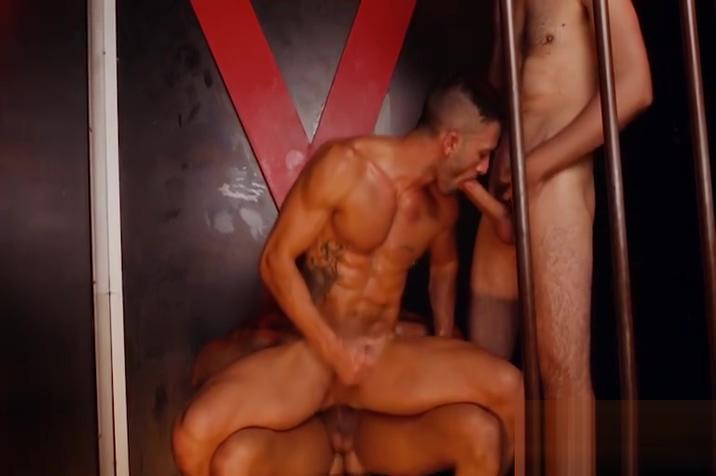 Between Bars - Viktor Rom Andy Star fucking my girls best friend on vid