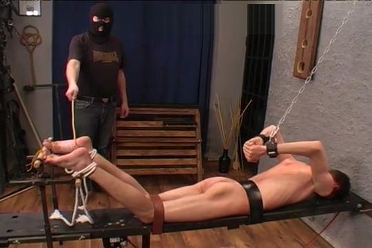Discipline4Boys - Bastinado for Josef Worlds sexiest naked womens
