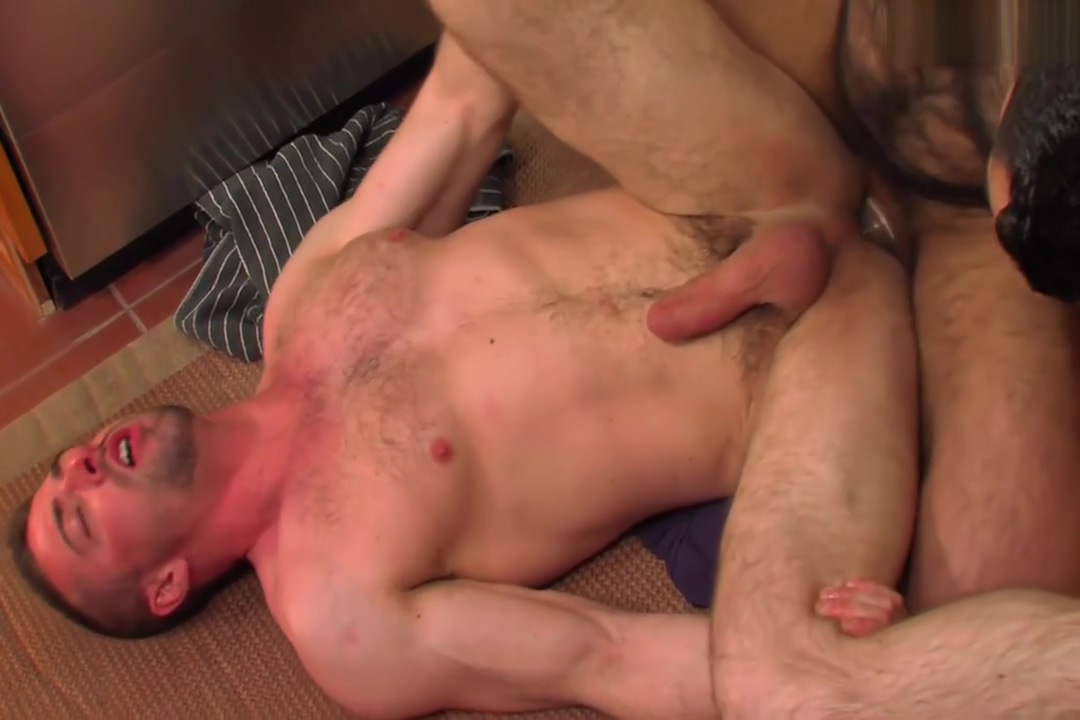 Hairy Bodybuilder Fucks his Muscle Buddy State trooper sex with porn star