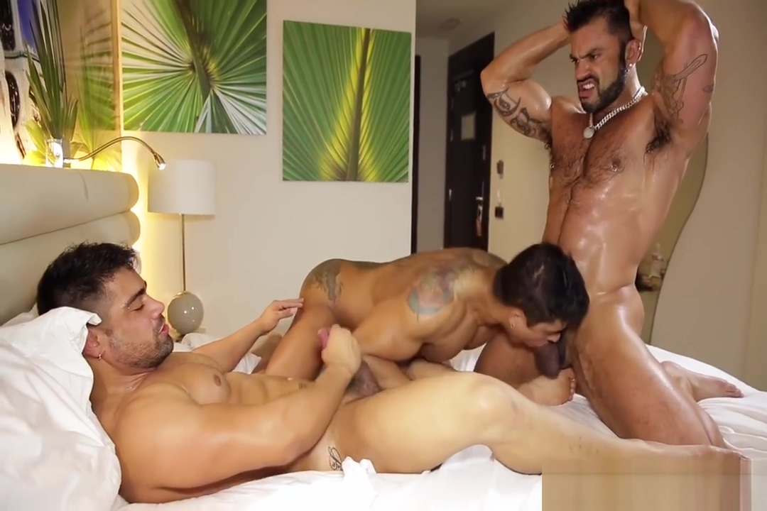 Rogan Richards fucks Diego and Wagner erotic short stories to read free