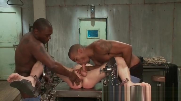 Jack Scott in extreme gay bondage part5 Dating a new york man