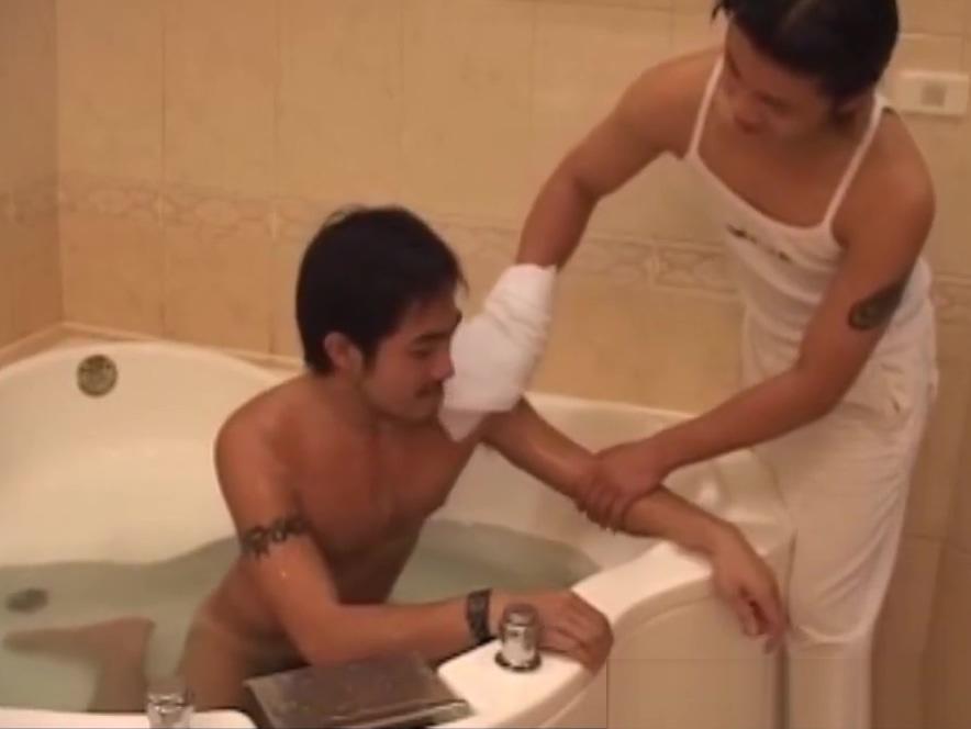 Sexy Hunk Ah Xian Spa Trip italian nude fakes free