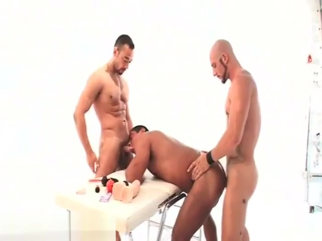 Rafa Madrid, Aitor Crash and Roko gay part6 the best free black porn