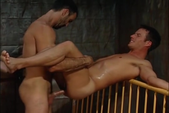 Fucking in the Horse Float: Clay Foxe Steven Richards Tulsa lock and key
