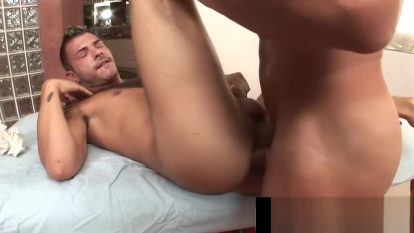 Muscle gay boys doing anal with some lube Denise milani sex movie