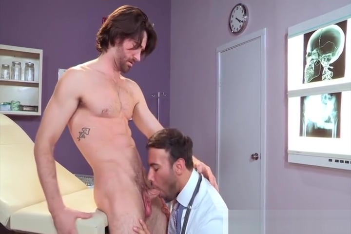 Gay sex with doctor Hentai chick gets tight hole filled