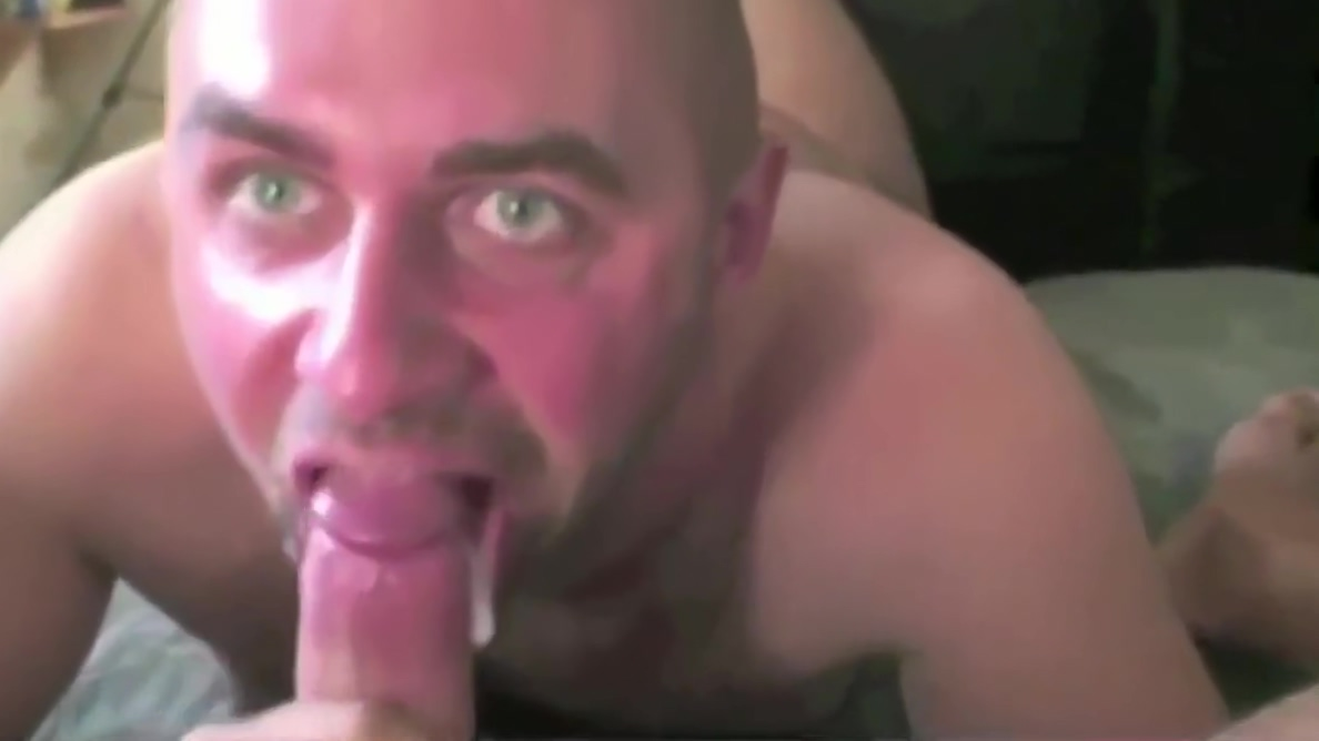 Men on Cum - A Married Mans Cum Eating Fantasy color climax free porn
