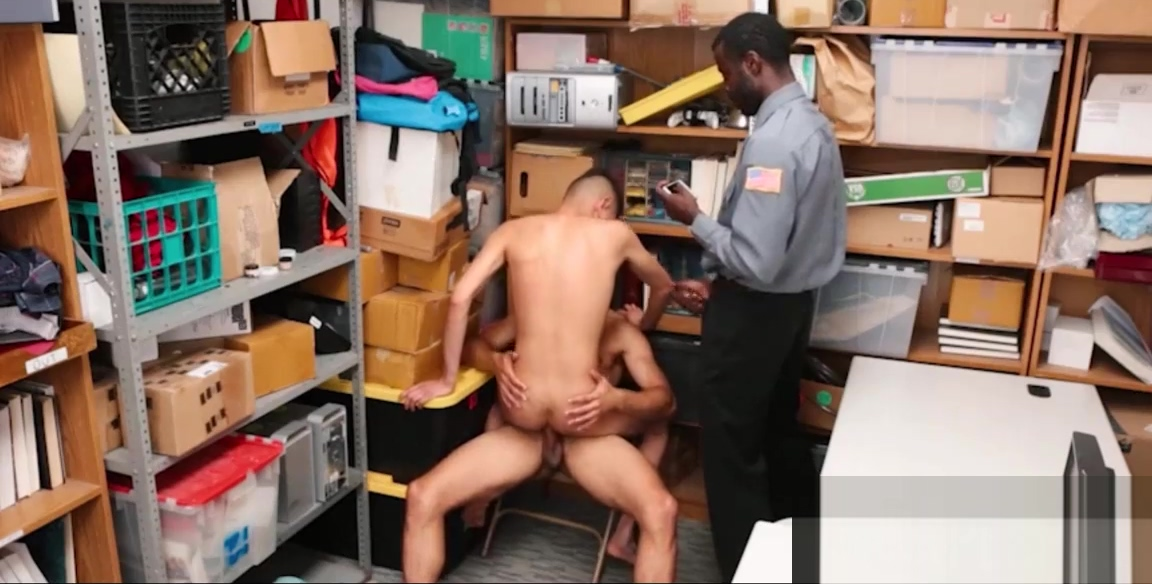Straight Latino Twink Caught Shoplifting Threesome With Two Black Gay Cops For No Cops Hot naked girls in heels