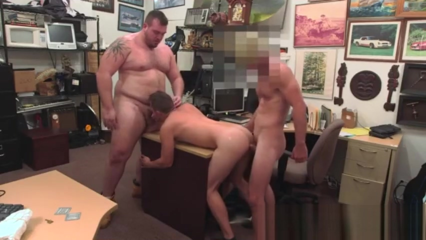 Free straight men fun go gay video Guy ends up with ass fucking fuck-fest Sportive lesbians training their clits