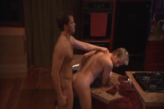 Fucking in the Kitchen: Chad Manning Braxton Bond Real nude selfies hot ass