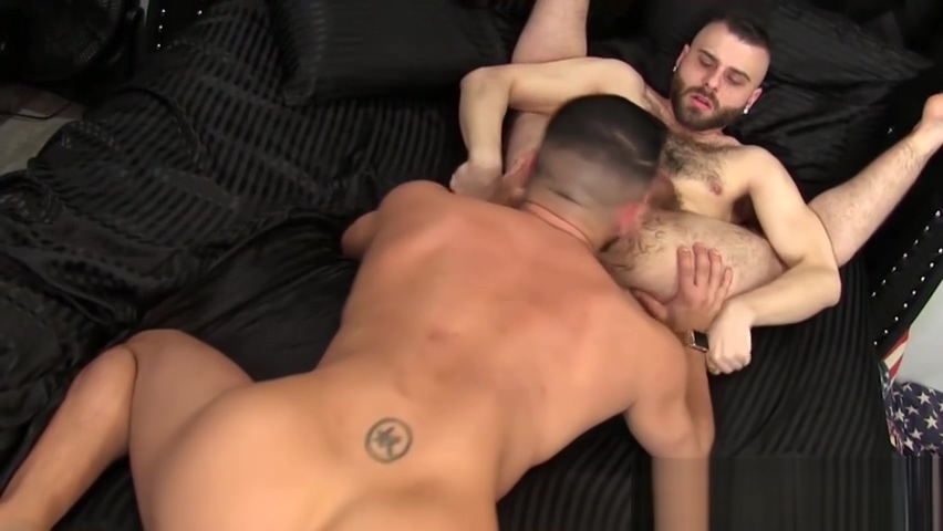 Rough boyfriends William and Cesar bareback after deepthroat Gonzo porno movies