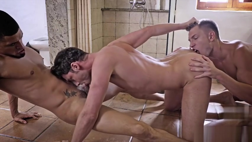 Big dick gay flip flop and facial Pee hole sex video