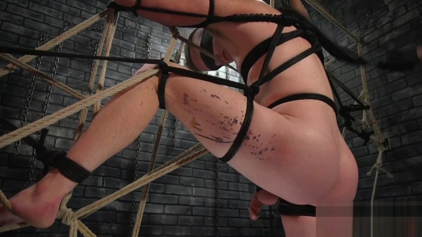 Tattooed maledom hunk getting punished Bucker jungmeister amateur built