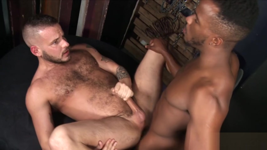 Interracial Anal Threesome Africa xxx fucking vagina