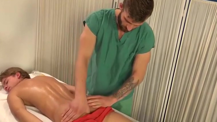Doctor massage and bareback bound and gagged blondes