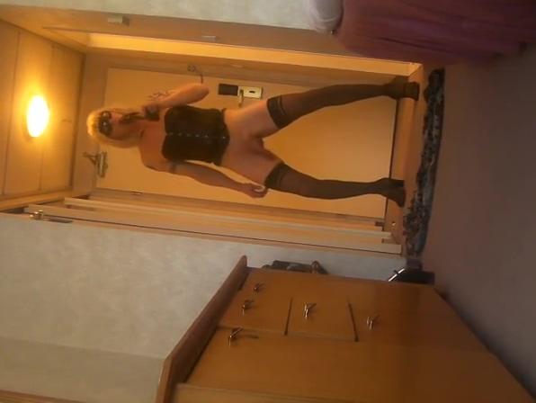 sissy slut hotel fun 1 Skinny dark haired girl naked